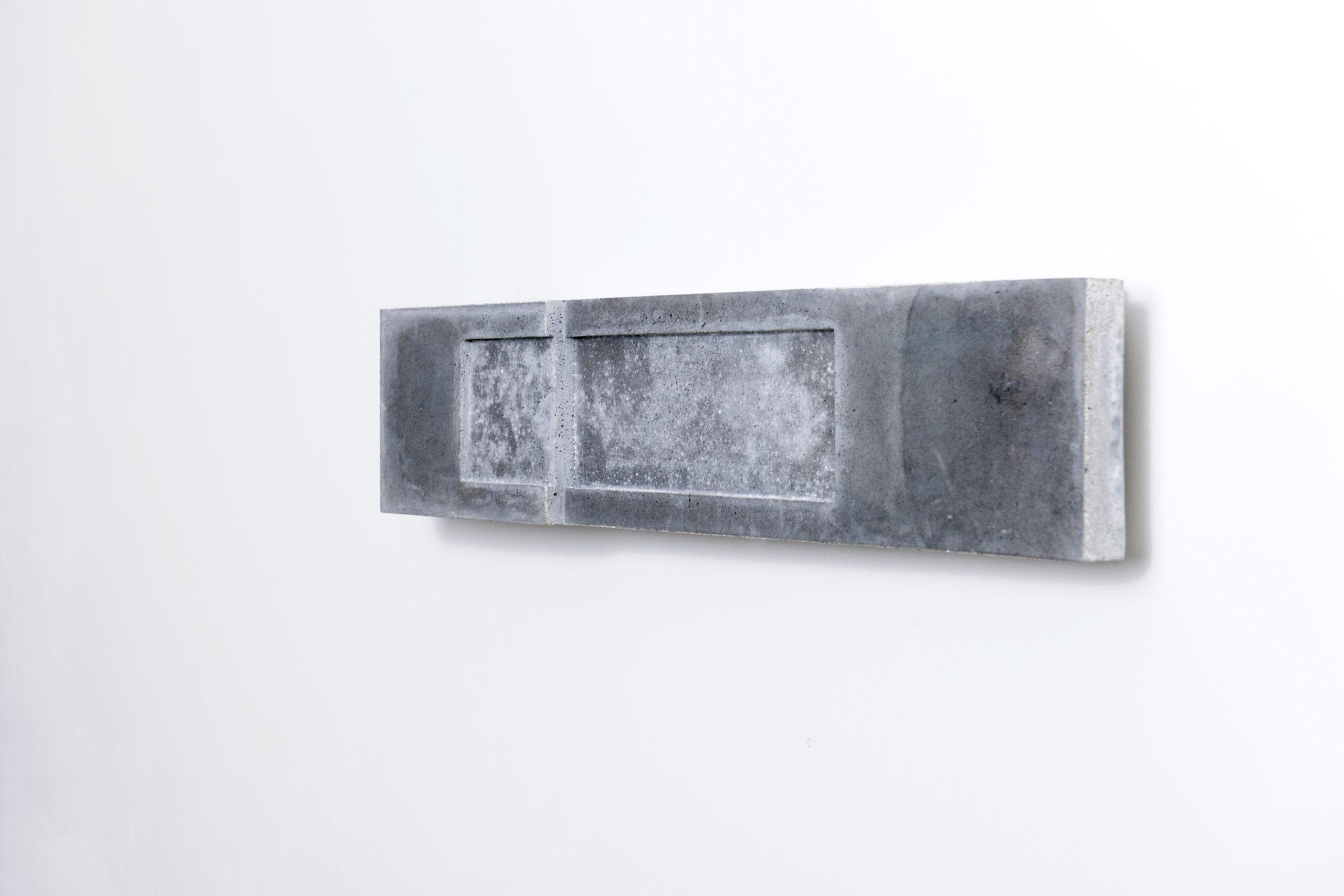 Espace III | 2016 | Beton | 80 x 18 x 9 cm