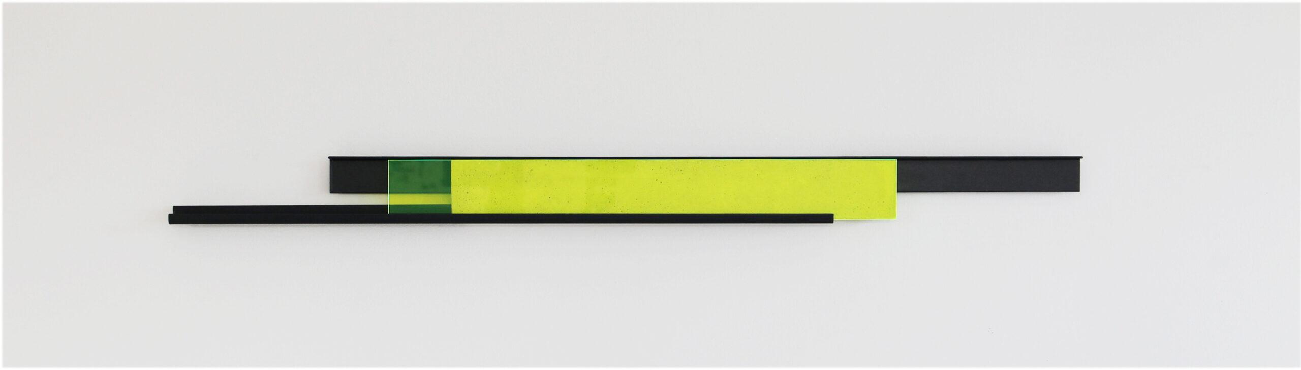 Addition X | 2017 | Beton | 96 x 7 x 5 cm