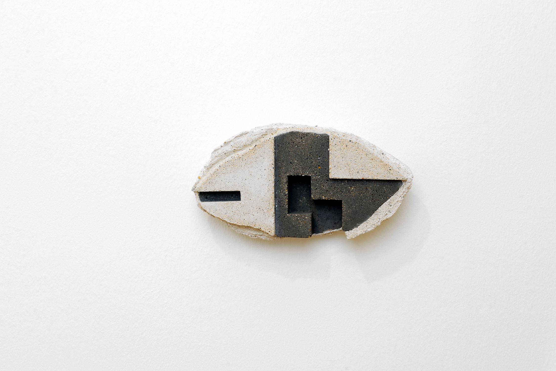 Espace  | 2009 | Beton | 26 x 16 x 8 cm