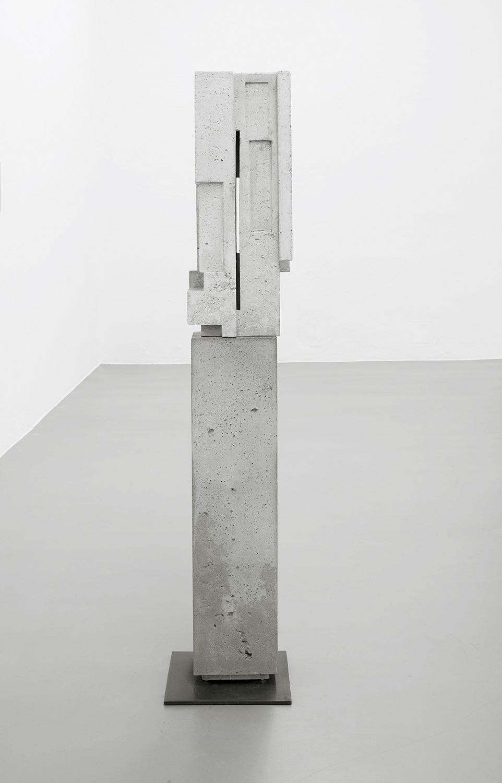Tektonisch VI | 2017 | Beton/Acrylglas | 20 x 18 x 148 cm