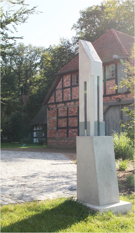 KREISMUSEUM SYKE  6.9. – 8.11.2020 Linie - Fläche  -Raum   HTTP://WWW.KREISMUSEUM-SYKE.DE